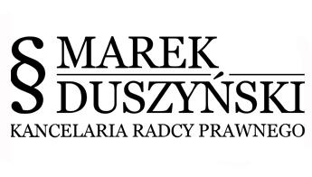 Kancelaria Radcy Prawnego Marek Duszyński